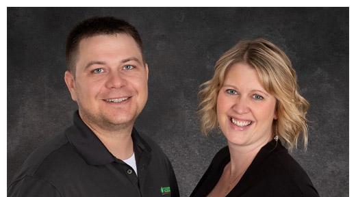 Chiropractors Antigo WI Amy Stuber & Nick Wachtel